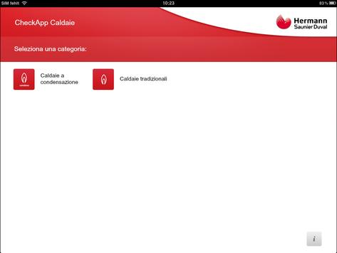 Checkapp Caldaie screenshot 7