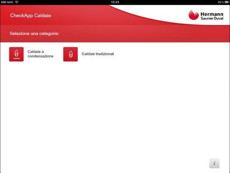 Checkapp Caldaie screenshot 13