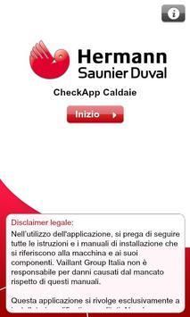 Checkapp Caldaie screenshot 1
