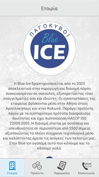 Blue Ice poster