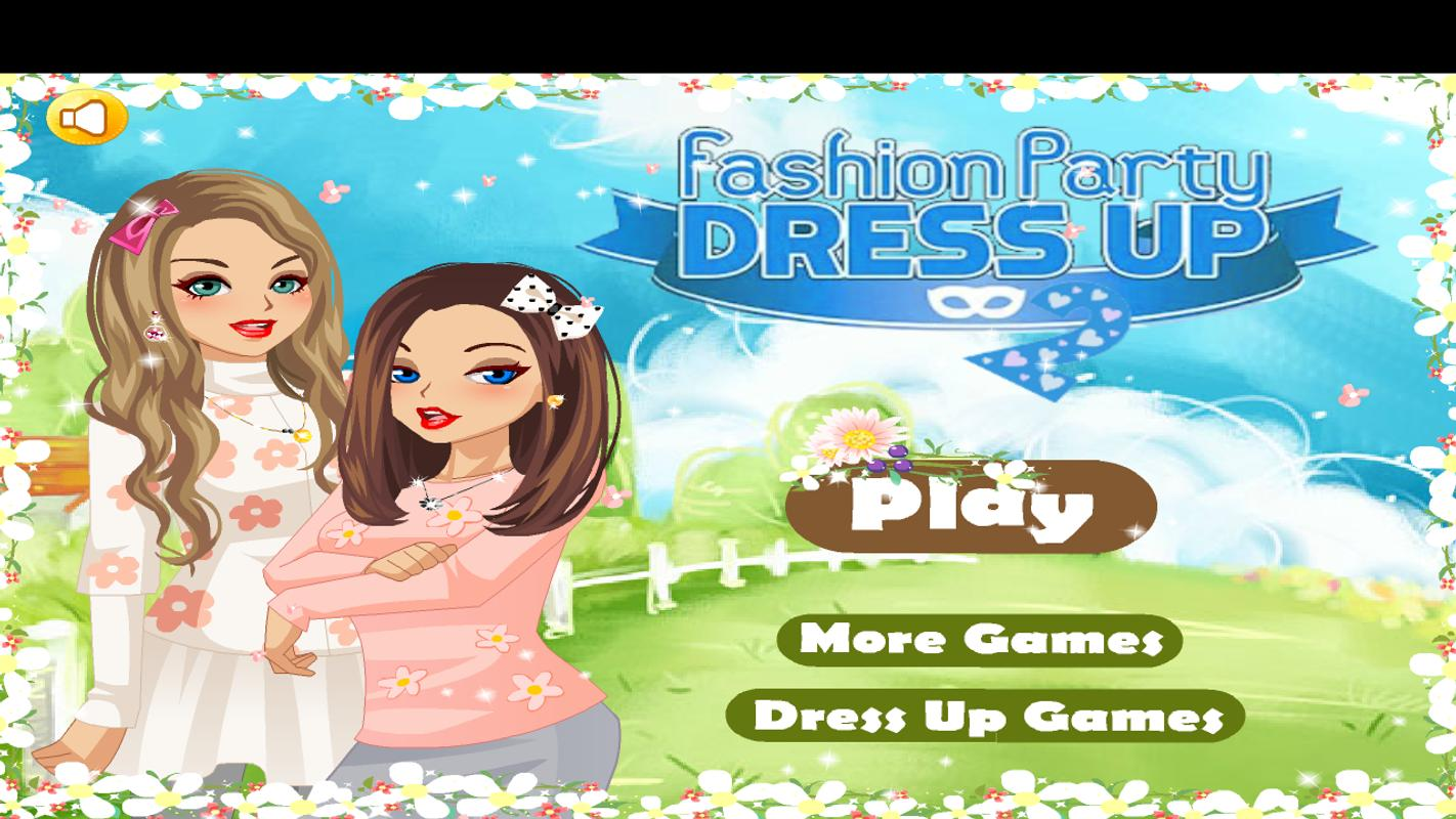Contemporary Party Dress Up Game Photo - All Wedding Dresses ...