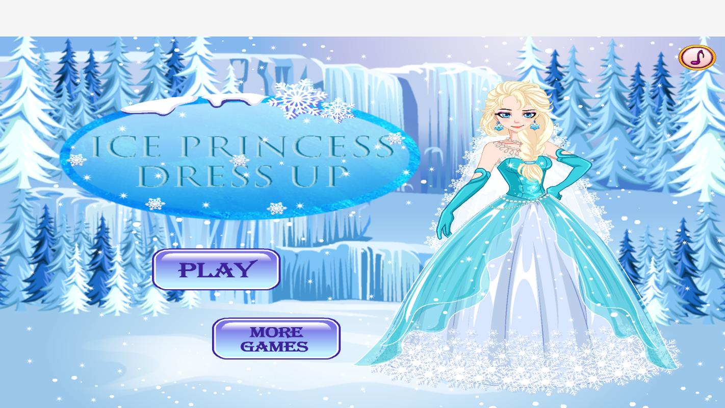 Ice Princess Wedding Dress Up APK Download - Free Casual GAME for ...
