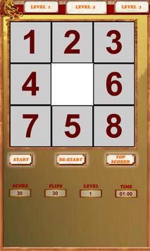 Number Puzzle poster