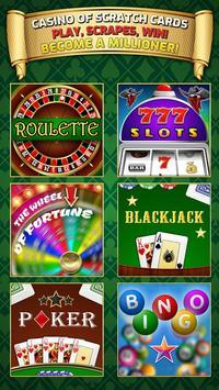 Casino of Scratch Cards screenshot 4