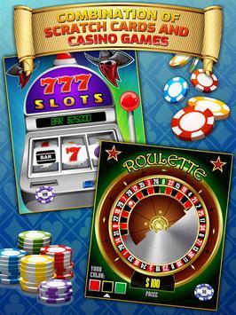 Casino of Scratch Cards screenshot 5