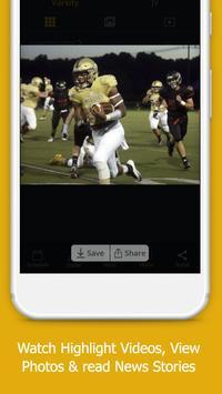 Hillie Football screenshot 3