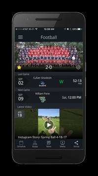 MNU Sports apk screenshot