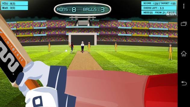 Cricket apk screenshot