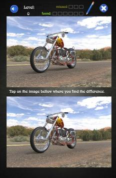 Racing Bike Differences poster