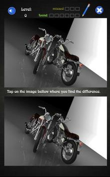 Racing Bike Differences apk screenshot