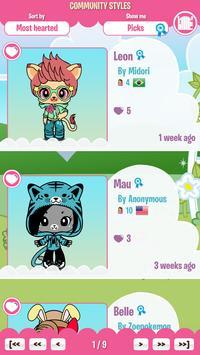 My Chibi Friends - Free apk screenshot