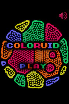 Coloruid poster