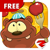 Hungry Little Bear Free icon