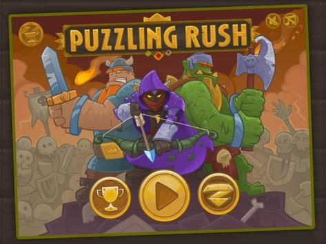 Puzzling Rush Free screenshot 4