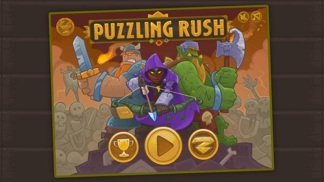 Puzzling Rush Free screenshot 8