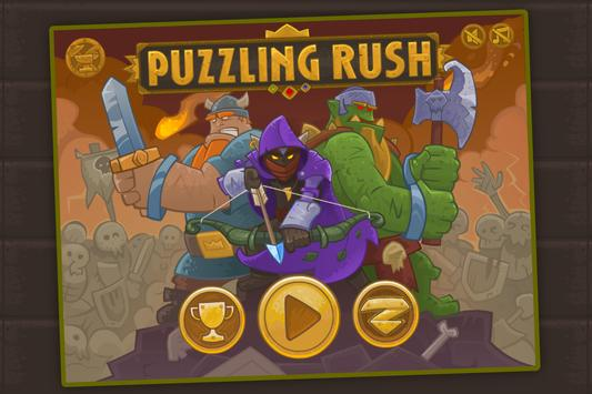 Puzzling Rush Free poster