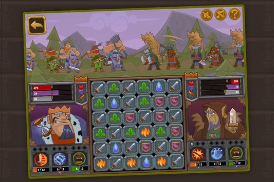 Puzzling Rush Free screenshot 2