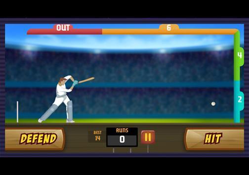 Play-On Cricket apk screenshot