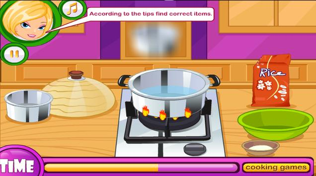 Sushi Maker 2-Cooking Game apk screenshot