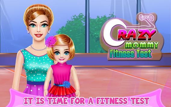 Crazy Mommy Fitness Test screenshot 16