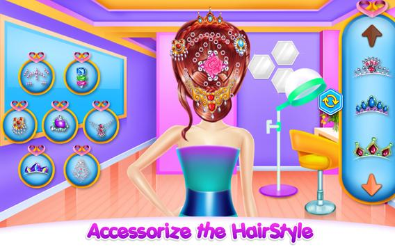 Braided Hair Salon apk screenshot