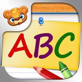 123 Kids Fun ALPHABET: Alphabet Games for Kids icon