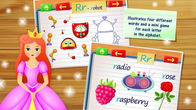 123 Kids Fun ALPHABET: Alphabet Games for Kids screenshot 12