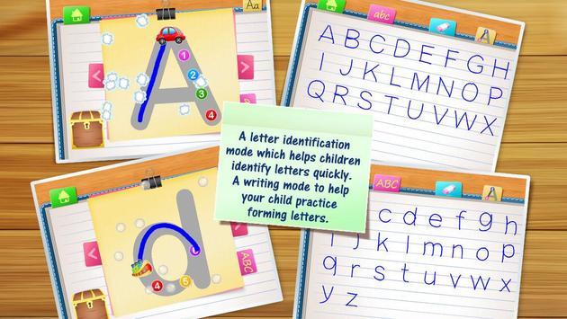 123 Kids Fun ALPHABET: Alphabet Games for Kids screenshot 5