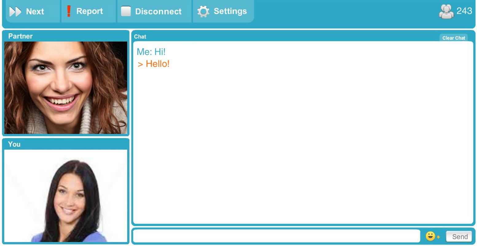 Live Chat Rulet