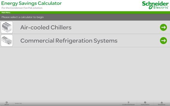 HVAC/R Savings Calculator poster