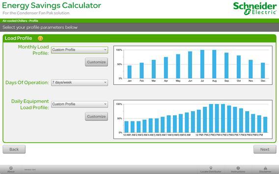 HVAC/R Savings Calculator screenshot 2