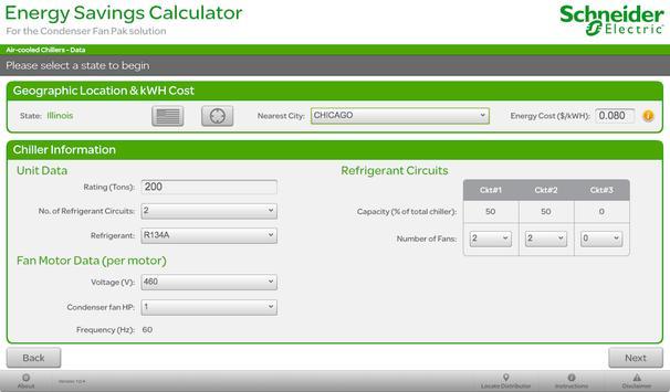 HVAC/R Savings Calculator screenshot 5