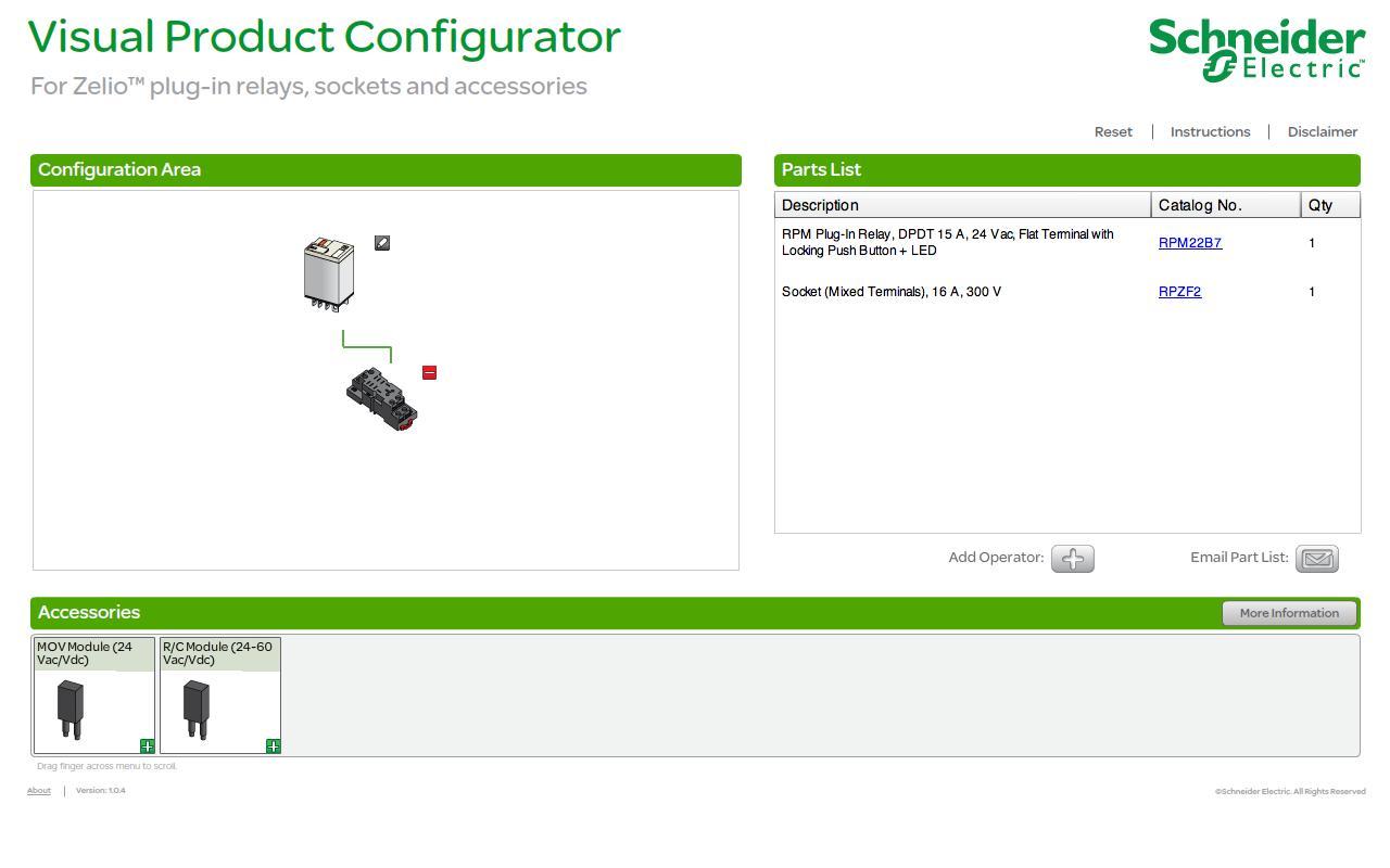 Zelio Relay Configurator Apk New Schneider Electric Zelior Solidstate Relays