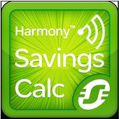 Wireless Savings Calculator icon