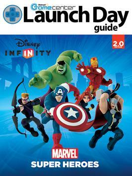 Launch Day App Disney Infinity poster