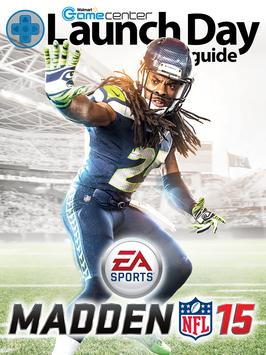 Launch Day App Madden poster