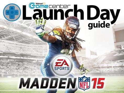 Launch Day App Madden apk screenshot