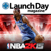 LAUNCH DAY (NBA 2K15) icon