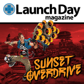LAUNCH DAY (SUNSET OVERDRIVE) icon