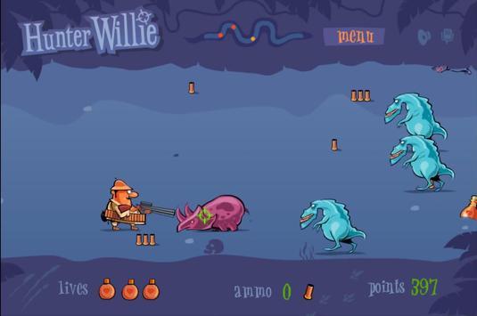 Hunter Willie: Jungle Hunting screenshot 1