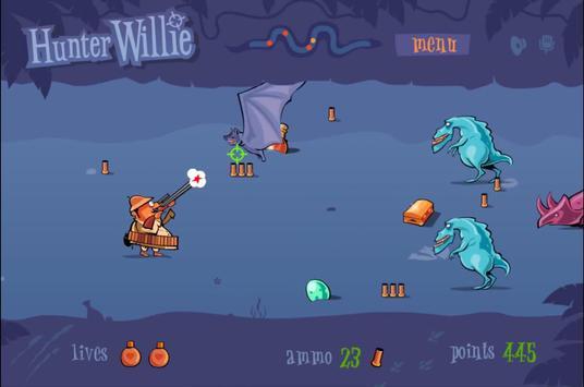 Hunter Willie: Jungle Hunting screenshot 2