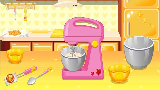 العاب طبخ كيك البندق تصوير الشاشة 19