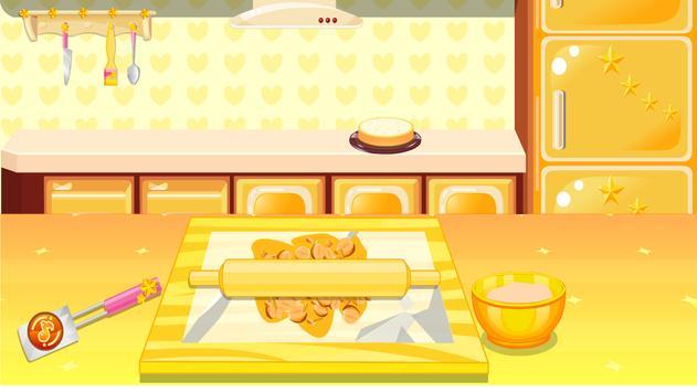 العاب طبخ كيك البندق تصوير الشاشة 20