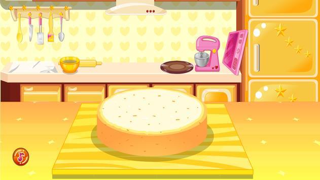 العاب طبخ كيك البندق تصوير الشاشة 7