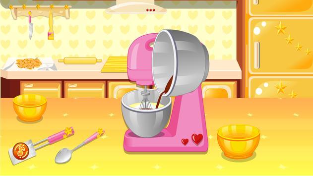 العاب طبخ كيك البندق تصوير الشاشة 4