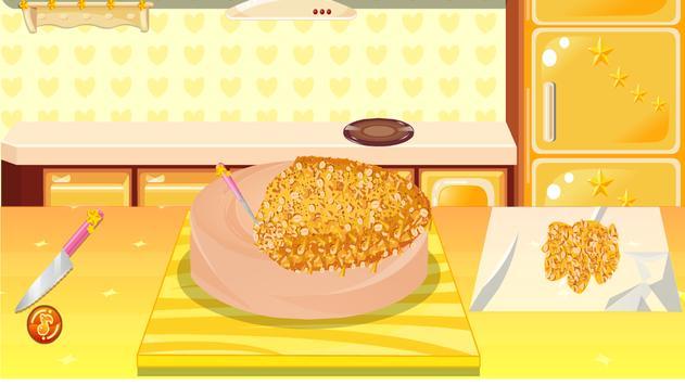 العاب طبخ كيك البندق تصوير الشاشة 6