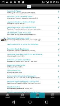 Loire en poche apk screenshot