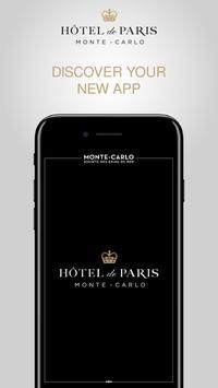 Hôtel de Paris Monte-Carlo poster