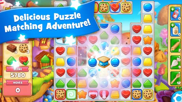 Cookie Jam - Match 3 Games & Free Puzzle Game poster