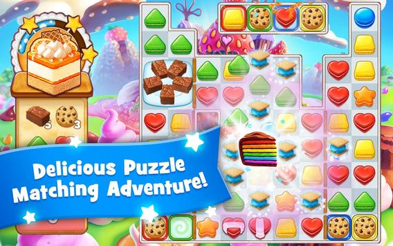 Cookie Jam - Match 3 Games & Free Puzzle Game apk screenshot